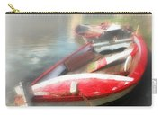 Mist On The Arno Carry-all Pouch