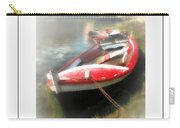 Mist On The Arno Poster Carry-all Pouch