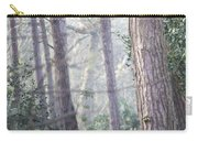 Mist Through The Trees Carry-all Pouch