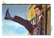 Mister Bean Carry-all Pouch by Paul Meijering