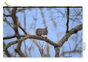 Mister Squirrel Carry-all Pouch
