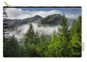 Mists Among The Hills Carry-all Pouch