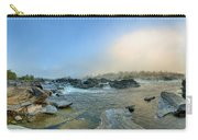 Mists Of Great Falls Carry-all Pouch
