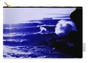 Misty Blue Carry-all Pouch