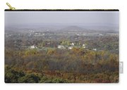 Misty Fall Pano Of The Shenandoah Valley Carry-all Pouch