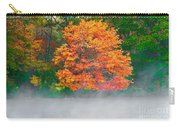 Misty Fall Tree Carry-all Pouch