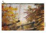 Misty Footbridge Carry-all Pouch