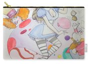 Misty Kay In Wonderland Carry-all Pouch