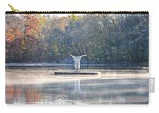 Misty Lake Angel Carry-all Pouch
