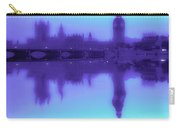 Misty London Reflection Carry-all Pouch