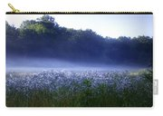 Misty Morning At Vally Forge Carry-all Pouch
