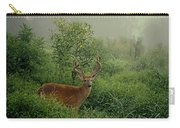 Misty Morning Deer Carry-all Pouch