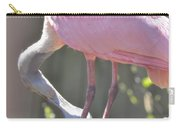 Misty Morning Spoonbill Carry-all Pouch