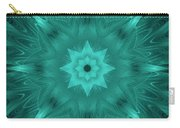 Misty Morning Star Bloom Carry-all Pouch