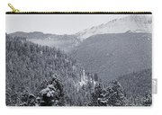 Misty Pikes Peak Carry-all Pouch