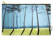 Misty Pines Carry-all Pouch