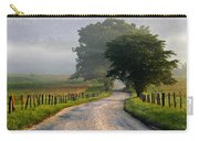 Misty Smoky Mountain Morning Carry-all Pouch