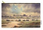 Misty Sunrise - Windsor Meadows Carry-all Pouch