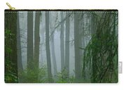 Misty Woodland Carry-all Pouch
