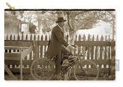 Mitchell Motorcycle Circa 1907 Carry-all Pouch