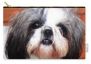 Mitzie - Shih Tzu Carry-all Pouch