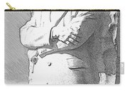 Mlk 5211 Fine Etching Carry-all Pouch