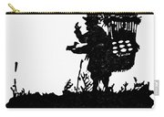 M�ller The Bird Seller Carry-all Pouch