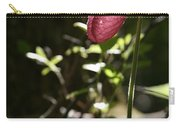 Moccasin Flower Carry-all Pouch