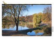 Moczydlo Park In Warsaw Carry-all Pouch
