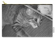 Model Kitten Carry-all Pouch
