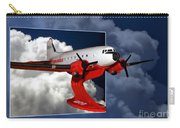 Model Planes Dc3 01 Carry-all Pouch