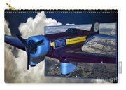 Model Planes Hershey 01 Carry-all Pouch