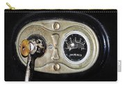 Model T Control Panel Carry-all Pouch by Al Powell Photography USA