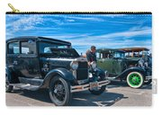 Model T Fords Carry-all Pouch by Steve Harrington