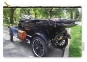Model T With Luggage Rack Carry-all Pouch