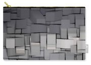 Modern Abstract Art Xx Carry-all Pouch