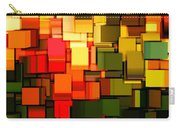 Modern Abstract I Carry-all Pouch by Lourry Legarde