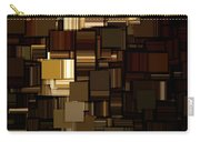 Modern Abstract Iv Carry-all Pouch