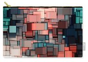 Modern Abstract Ix Carry-all Pouch