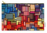 Modern Abstract Xii Carry-all Pouch by Lourry Legarde