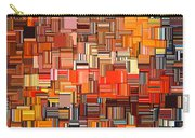 Modern Abstract Xxxi Carry-all Pouch