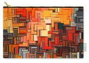 Modern Abstract Xxxiv Carry-all Pouch