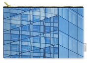 Modern Architecture Abstract Carry-all Pouch