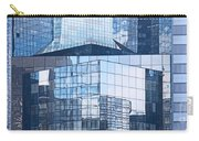 Modern Architecture Detail Carry-all Pouch