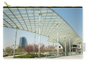 Modern Architecture In Shanghai China Carry-all Pouch