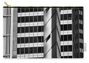 Modern Buildings Abstract Architecture Carry-all Pouch