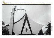 Modern Church In Cochin Carry-all Pouch