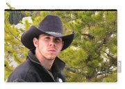 Modern Day Cowboy Carry-all Pouch