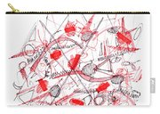 Modern Drawing Ninety-five Carry-all Pouch