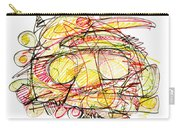 Modern Drawing Seventy-eight Carry-all Pouch